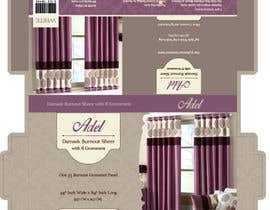 #1 untuk PAckaging Design for Curtains oleh jonapottger