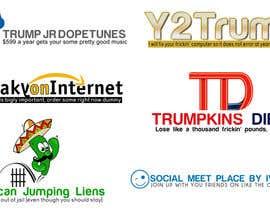 #8 untuk Design 8 Fake Business Logos oleh ralfgwapo