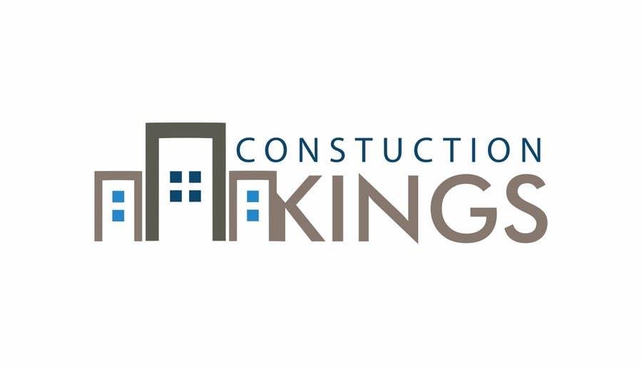 Penyertaan Peraduan #32 untuk Design a Logo for a construction company