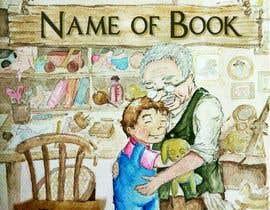 #8 for Childrens Book Front Page Illustration af louxlou