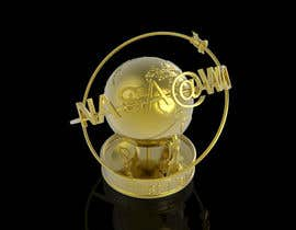 #68 untuk NASA Challenge:   Design a 3D Printable Award oleh TimurSurin102