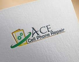 #29 for Design a Logo for Ace Cell Phone Repair by ahmad111951