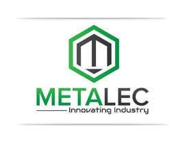 georgeecstazy tarafından Design a Logo for Metalec için no 98