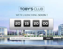 #18 cho Diseñar un logotipo and landing page for  Toby's Club bởi robingfx1