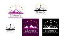 Bài tham dự #106 về Graphic Design cho cuộc thi Catholic Church Logo Design