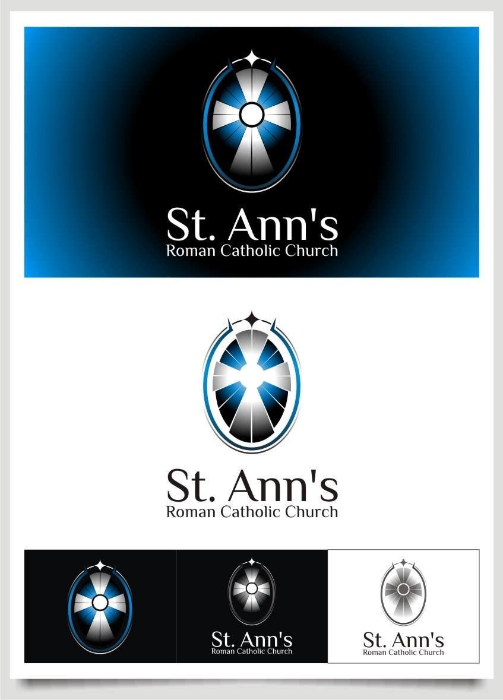 Bài tham dự cuộc thi #                                        148                                      cho                                         Catholic Church Logo Design