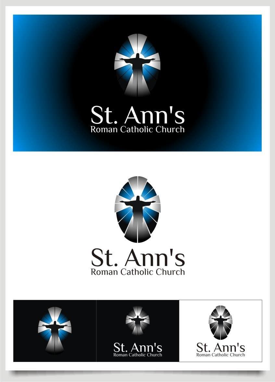 Bài tham dự cuộc thi #                                        171                                      cho                                         Catholic Church Logo Design