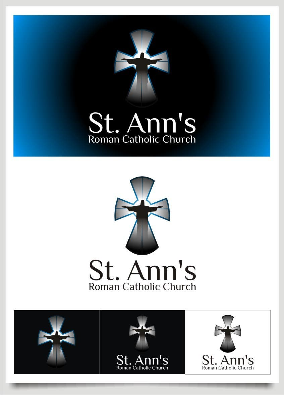 Bài tham dự cuộc thi #                                        174                                      cho                                         Catholic Church Logo Design