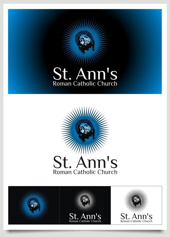 Bài tham dự cuộc thi #                                        177                                      cho                                         Catholic Church Logo Design