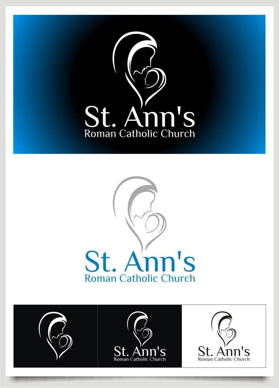 Bài tham dự cuộc thi #                                        185                                      cho                                         Catholic Church Logo Design
