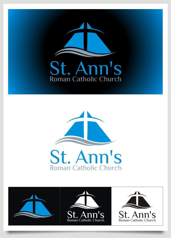 Bài tham dự cuộc thi #                                        186                                      cho                                         Catholic Church Logo Design
