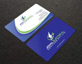 #33 cho Design some Business Cards for Johal Electrical Services Pty Ltd. bởi aminur33