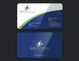 #64 cho Design some Business Cards for Johal Electrical Services Pty Ltd. bởi ashanurzaman