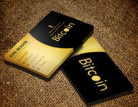 #65 cho Design 10 Business Cards for Bitcoin bởi sarfarazk