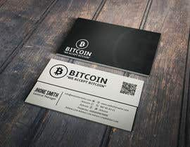 #68 cho Design 10 Business Cards for Bitcoin bởi Fgny85