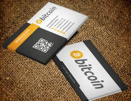 #74 cho Design 10 Business Cards for Bitcoin bởi mamun313
