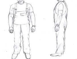 #2 untuk Vector character oleh princegupta123