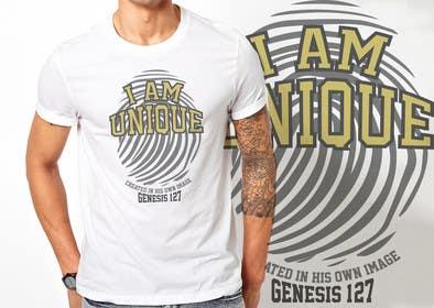 #13 untuk Design a T-Shirt for Religion oleh ezaz09