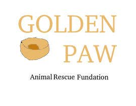 "#28 for Logo needed for the ""GOLDEN PAW"" Foundatiton af anatomkrk"