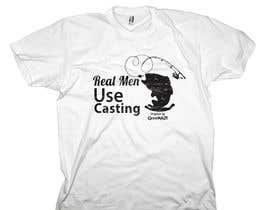 #30 untuk Fishing T Shirt oleh nidzarbahari