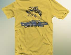#15 for Fishing T Shirt af renatinhoreal