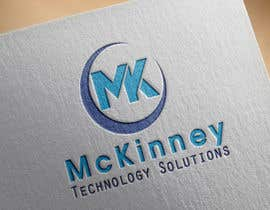 #39 for ***3-DAY CONTEST!  Design a Logo for a Public Website: http://McKinneyTechnology.com by cosminpaduraru97