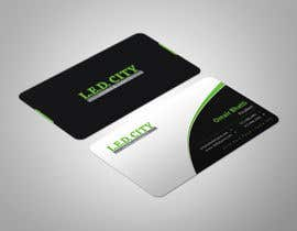 #60 for LED LIGHTING Business card Opportunity by ashanurzaman