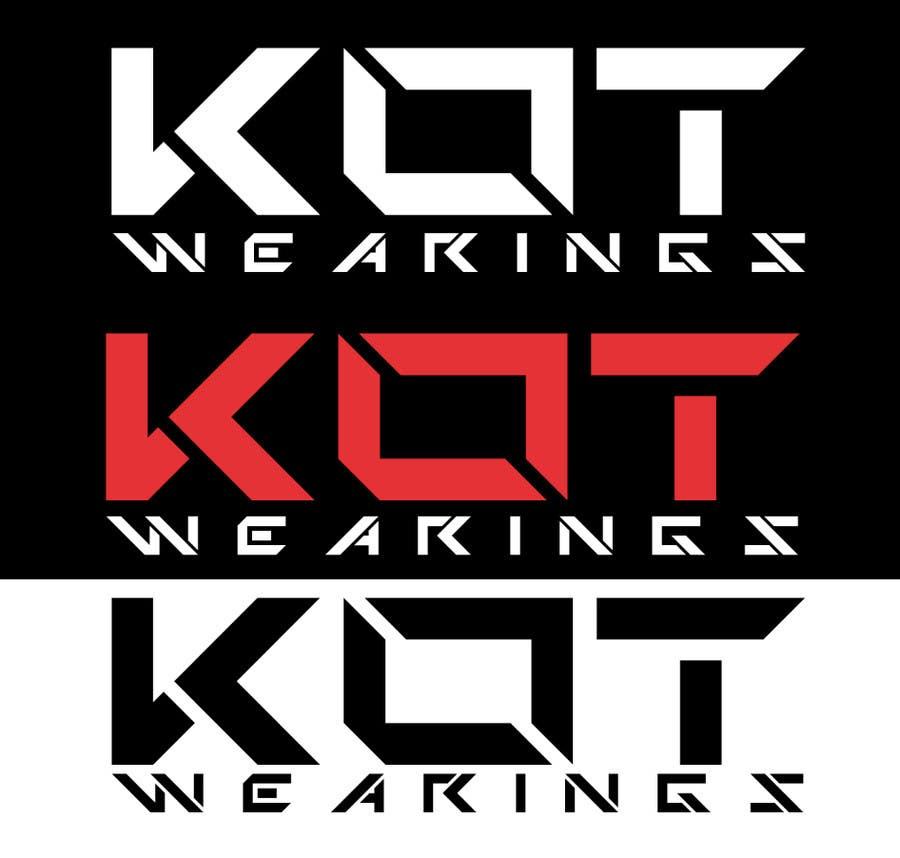 Bài tham dự cuộc thi #40 cho Design en logo for K.O.T