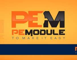 #194 untuk Design a Logo for PEmodule oleh laniegajete