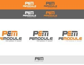 #88 cho Design a Logo for PEmodule bởi FlexKreative