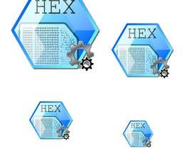 #23 untuk Design some Icons for a hex editor application oleh hammad143