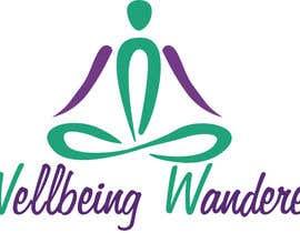 tarekhfaiedh tarafından Design a Logo for Wellbeing Wanderer için no 28