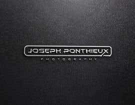 #216 for Design a Logo for Joseph Ponthieux Photography af asela897