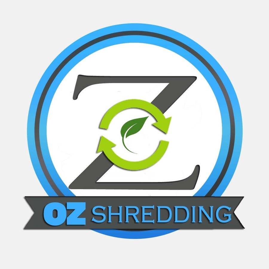 Bài tham dự cuộc thi #13 cho Design a Logo for Oz Security Destruction Services