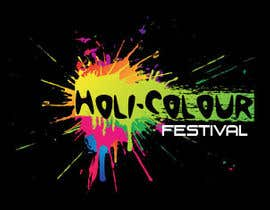 #6 cho Design eines Banners for Holi-Colour Festival night edition bởi mak633
