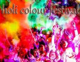 #10 cho Design eines Banners for Holi-Colour Festival night edition bởi sanaakram161