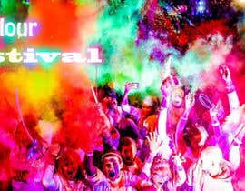 #16 cho Design eines Banners for Holi-Colour Festival night edition bởi sanaakram161