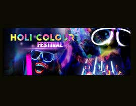 #25 cho Design eines Banners for Holi-Colour Festival night edition bởi azizagoda