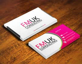 #13 untuk Design a leaflet and business card for FMUK Consulting oleh mohanedmagdii