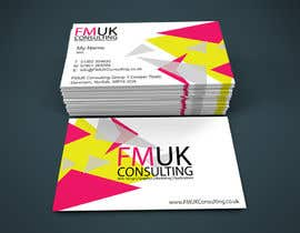 #27 untuk Design a leaflet and business card for FMUK Consulting oleh codigoccafe