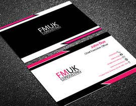 #49 untuk Design a leaflet and business card for FMUK Consulting oleh Jumurafrin04