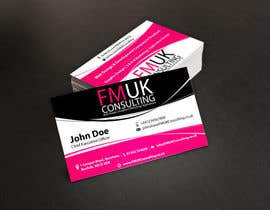 #21 untuk Design a leaflet and business card for FMUK Consulting oleh manabendrag
