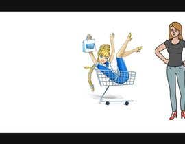 #12 untuk 30 seconds animated commercial for online store oleh deldim