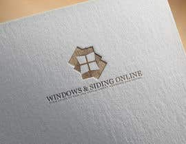 pixelbos tarafından Design a Logo for Window and siding company için no 75
