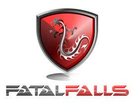 #6 untuk Design a Logo for FatalFalls.co.uk oleh rahmad669mad
