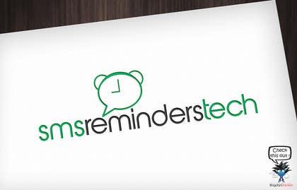 #39 untuk Design a Logo for sms reminders tech oleh BDamian