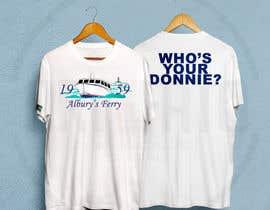 #11 untuk Design a T-Shirt for Alburys Ferry , Abaco Bahamas oleh helcioalves