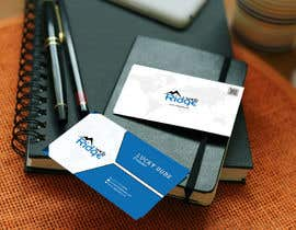 #32 untuk Design some Business Cards for Ridge Web oleh wpdtpg