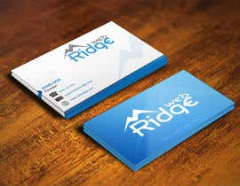 #26 untuk Design some Business Cards for Ridge Web oleh mohanedmagdii