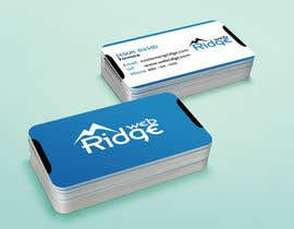 #13 untuk Design some Business Cards for Ridge Web oleh petersamajay